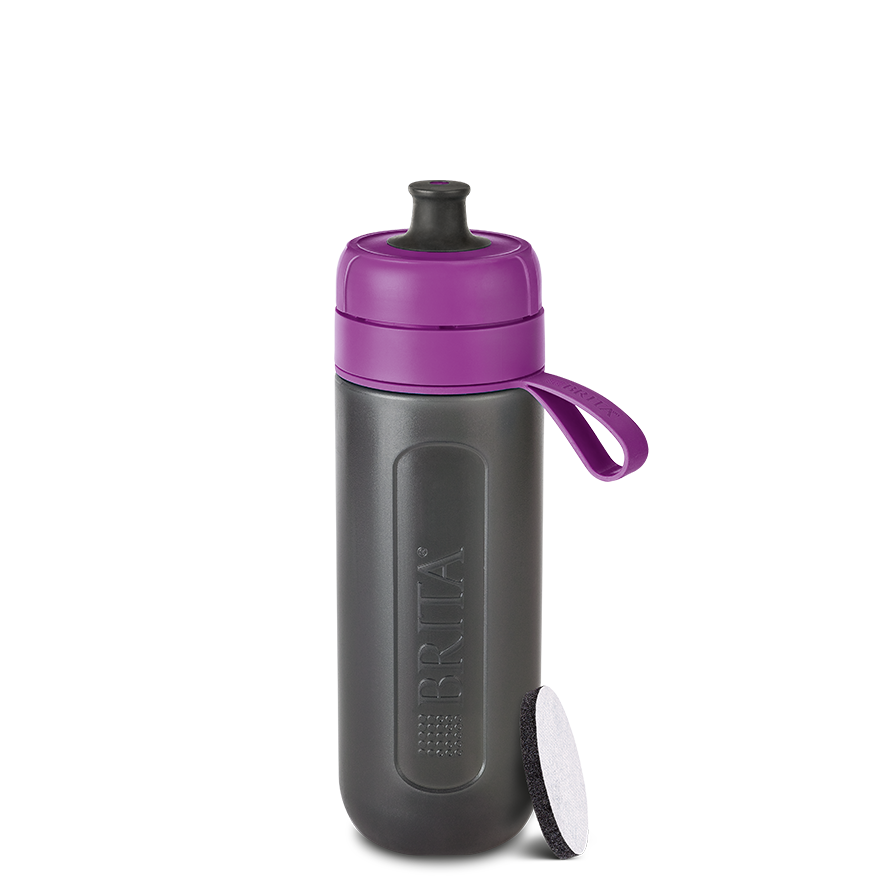 BRITA fill&go Active fresh purple