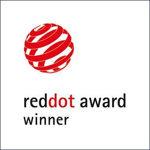 BRITA Vision Gewinner Red Dot Award