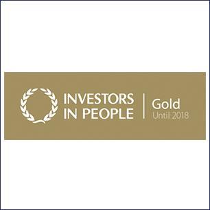 BRITA Vision Gold bei Investors in People
