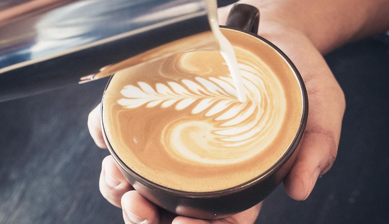 BRITA Kaffee Barista Kaffee Crema